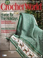 Crochet World - December 2013