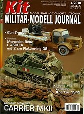 Kit Militar-Modell Journal 1/2010