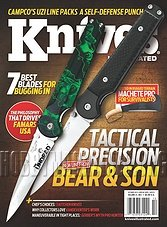 Knives Illustrated - October 2013