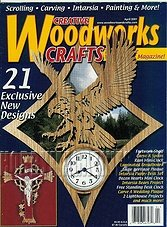 Creative Woodworks and Crafts #77 - April 2001