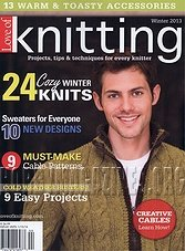 Love of Knitting - Winter 2013