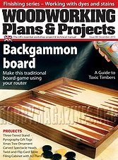 Woodworking Plans & Projects - December 2013
