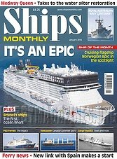 Ships Monthly - January 2014