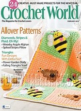 Crochet World - February 2014