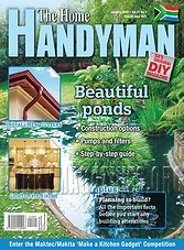 The Home Handyman - January 2014