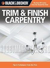 Trim & Finish Carpentry (ePub)