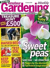 Amateur Gardening  11th January 2014