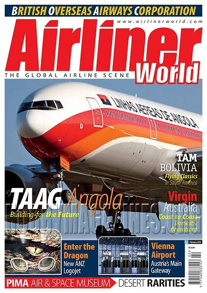 Airliner World - February 2014