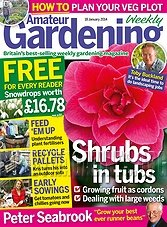 Amateur Gardening 18th January 2014