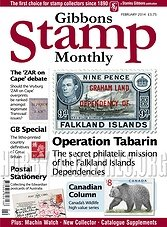 Gibbons Stamp Monthly - February 2014