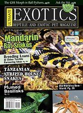 Ultimate Exotics - January/February 2014