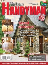 The Home Handyman - February 2014