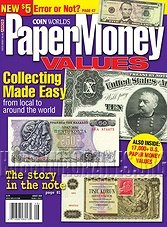 Paper Money Values Vol. 4 Iss. 4 - August 2008