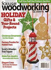 ScrollSaw Woodworking & Crafts 53 - Holiday 2013