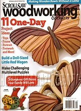 ScrollSaw Woodworking & Crafts 54 - Spring 2014