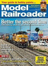 Model Railroader - March 2014