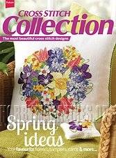 Cross Stitch Collection - March 2014