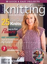 Love of Knitting - Spring 2014