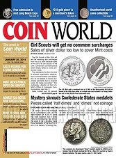 Coin World - 20 January 2014