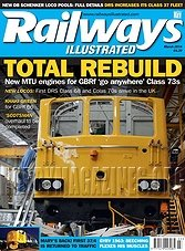 Railways Illustrated - March 2014