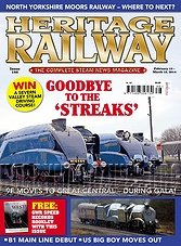 Heritage Railway 186 - February 13-March 12,2014