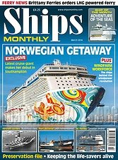 Ships Monthly - March 2014