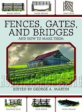 Fences, Gates, and Bridges: And How to Make Them (ePub)