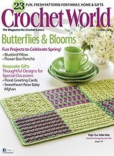 Crochet World - April 2014