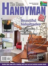 The Home Handyman - March 2014