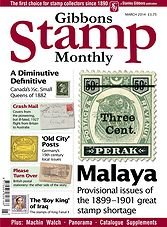 Gibbons Stamp Monthly - March 2014