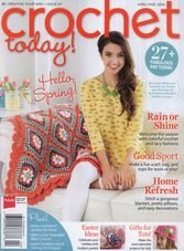 Crochet Today! - April/May 2014
