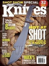Knives Illustrated - April 2014
