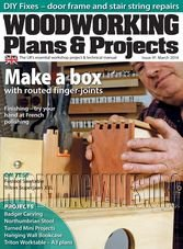 Woodworking Plans & Projects - March 2014