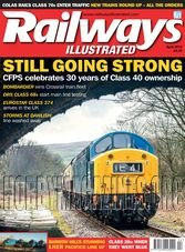 Railways Illustrated - April 2014