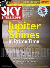 Sky & Telescope - January 2014