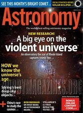 Astronomy - March 2013