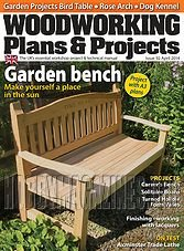 Woodworking Plans & Projects - April 2014
