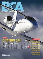 Business & Commercial Aviation - April 2014