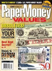 Paper Money Values Vol. 4 Iss. 6 - December 2008