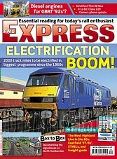 Rail Express - April 2014