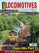 Modern Locomotives Illustrated - February/March 2014