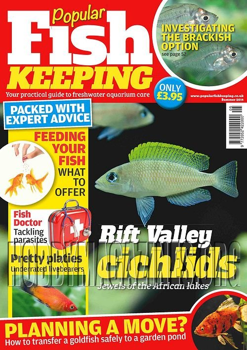 Popular Fish Keeping - Summer 2014