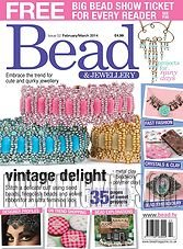 Bead & Jewellery - February/March 2014