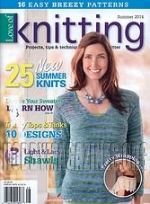 Love of Knitting - Summer 2014