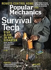 Popular Mechanics - May 2014