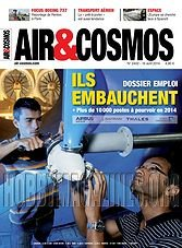 Air & Cosmos 2402 - 18 au 24 Avril 2014