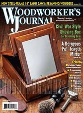 Woodworker's Journal - June 2014