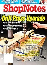 ShopNotes 135 - May/June 2014