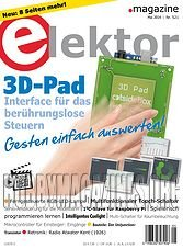 Elektor - Mai 2014 (German Edition)
