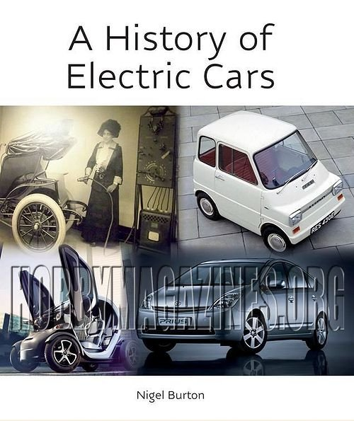 A History Of Electric Cars (ePub) » Hobby Magazines